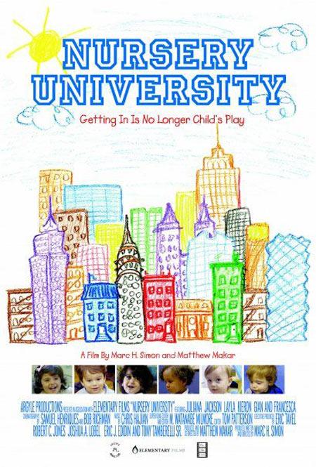 Nursery University Poster #1