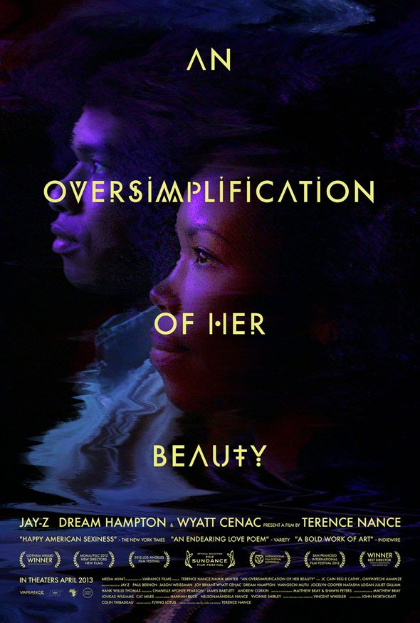 An Oversimplification Of Her Beauty Poster #1