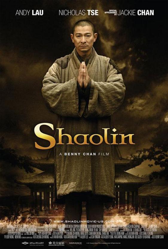 Shaolin Poster #2