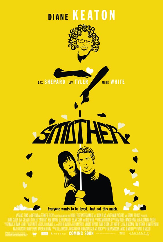 Smother Poster #1