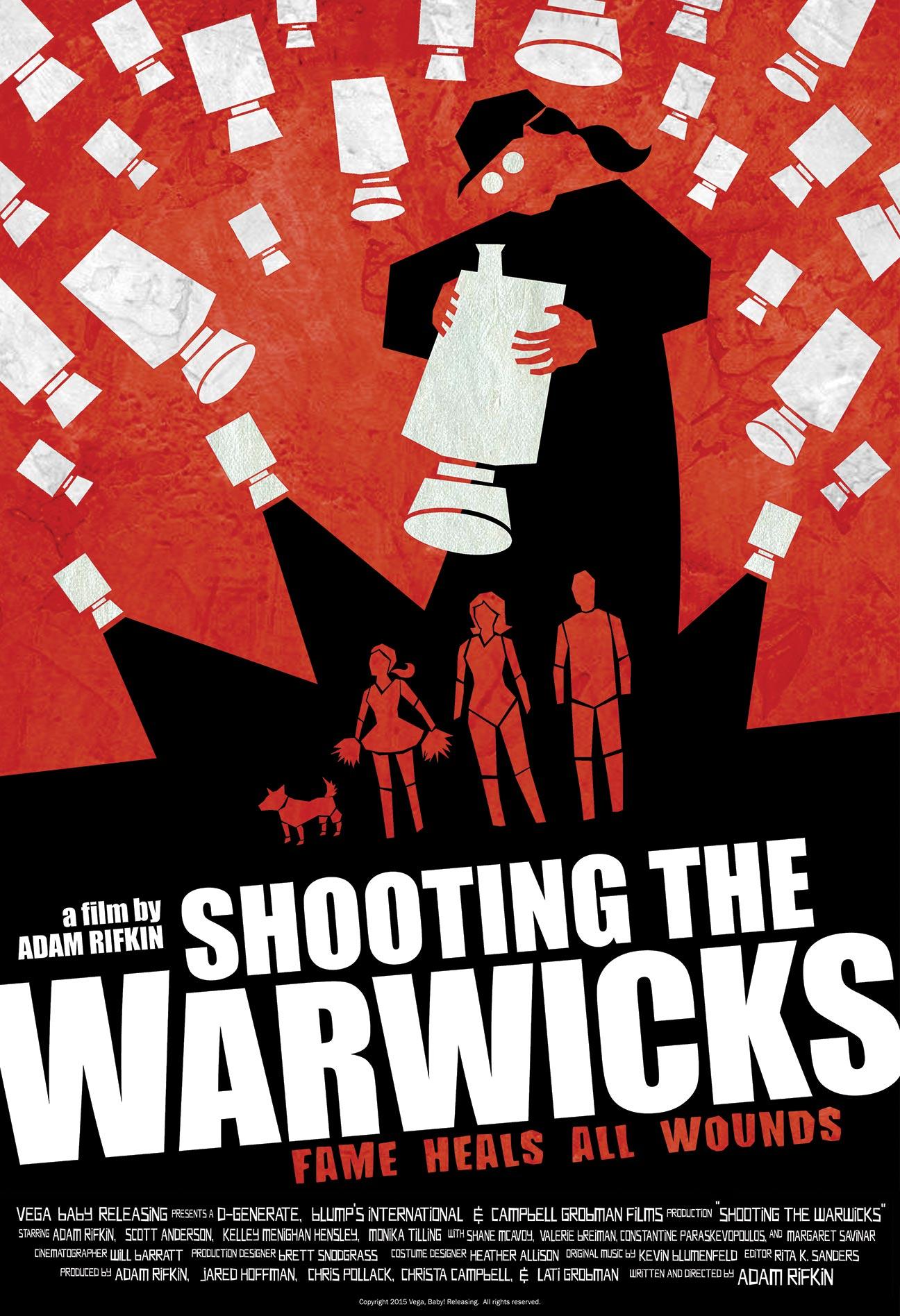 Shooting the Warwicks Poster #1