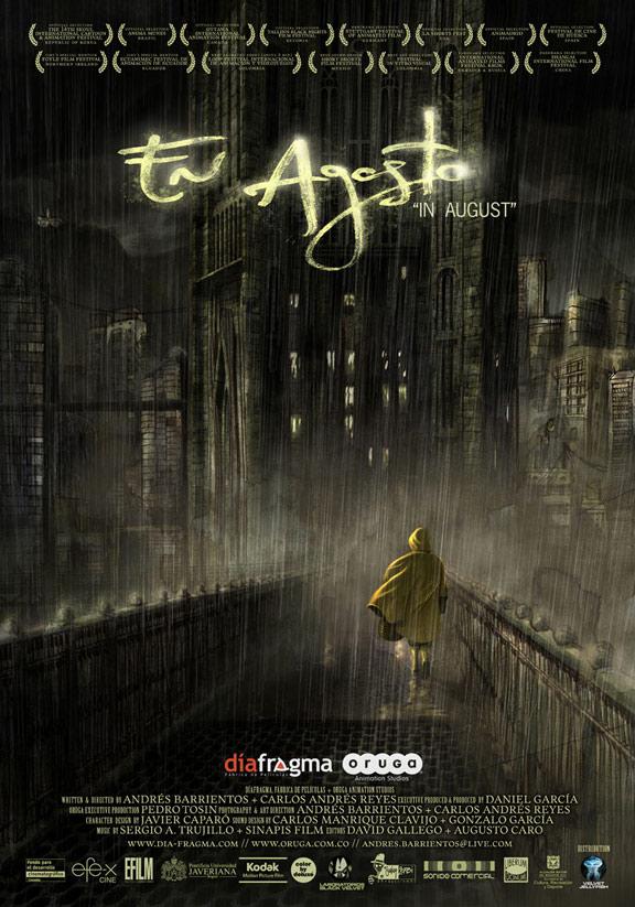 In August (En Agosto) Poster #1