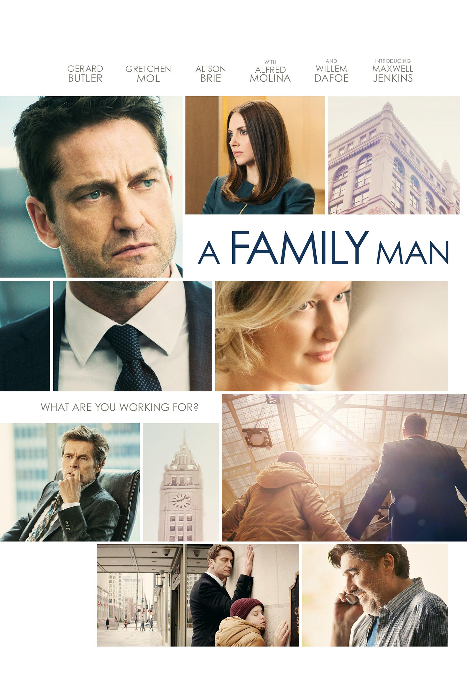 A Family Man Poster #1