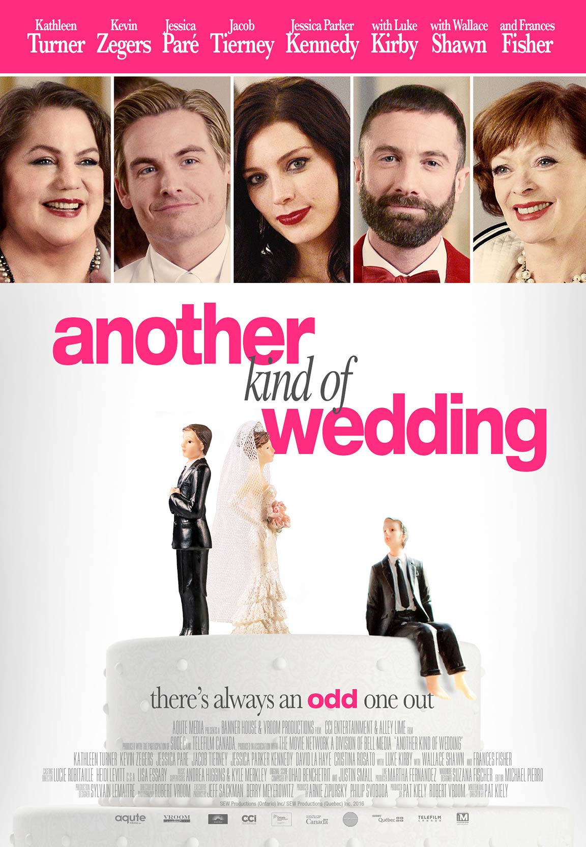 Another Kind of Wedding Poster #1