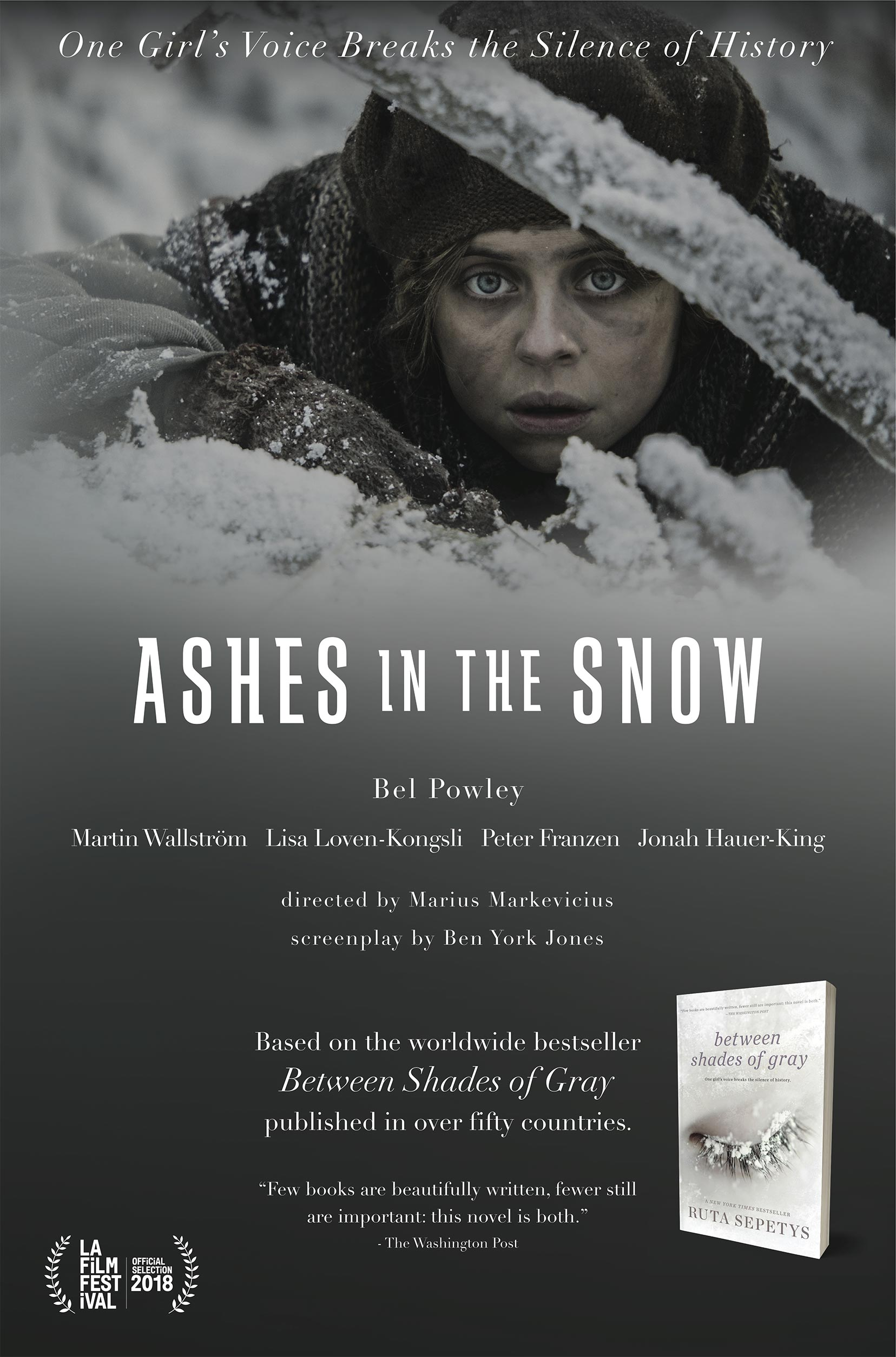 Ashes in the Snow Poster #1