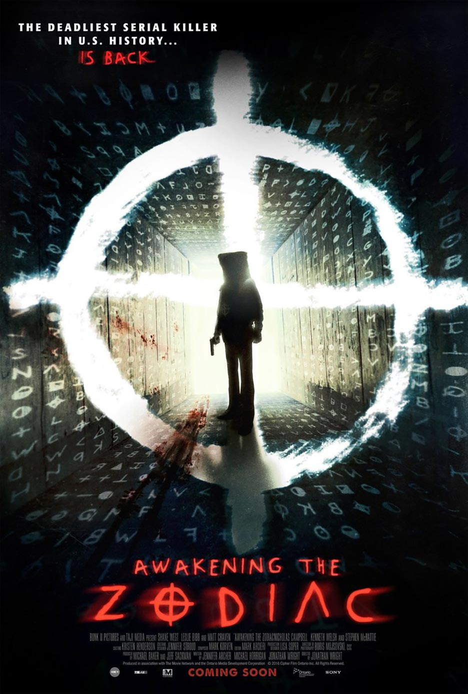 Awakening the Zodiac Poster #1