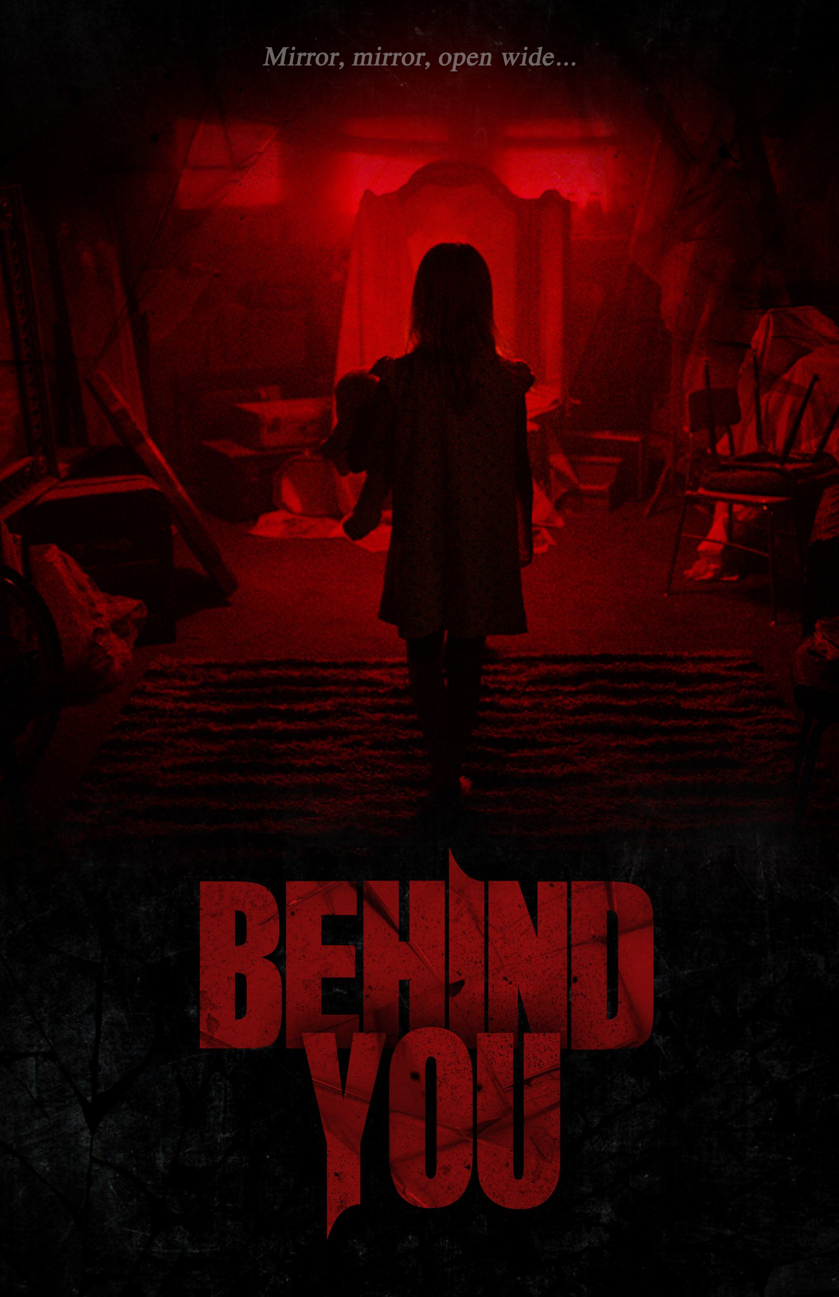 Behind You Poster #1