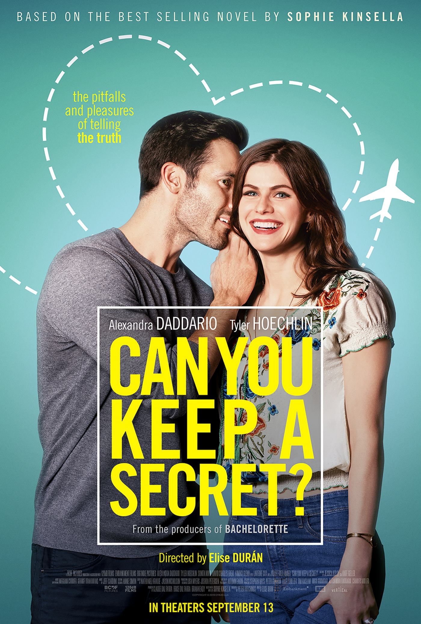 Can You Keep a Secret? Poster #1