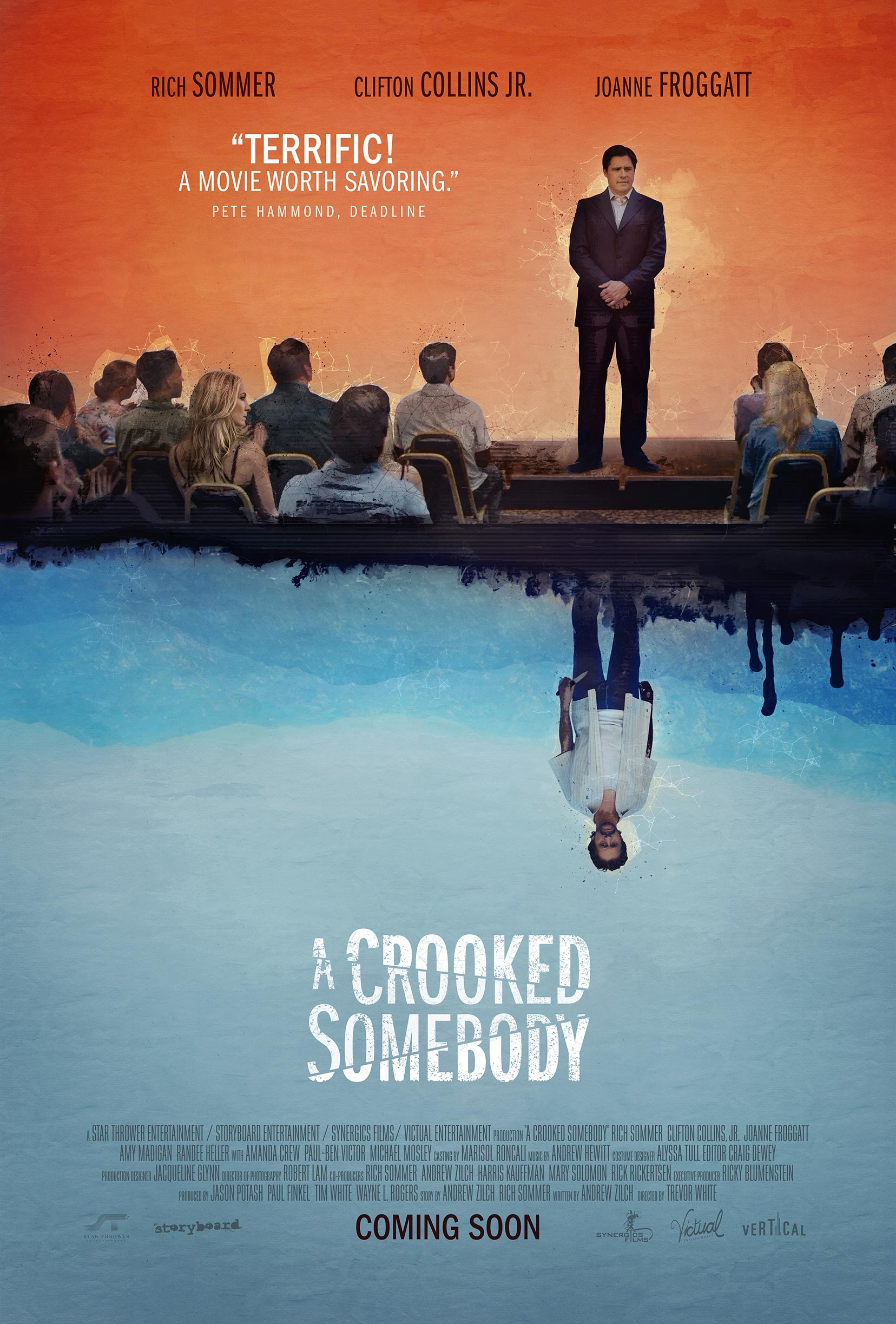 A Crooked Somebody Poster #1