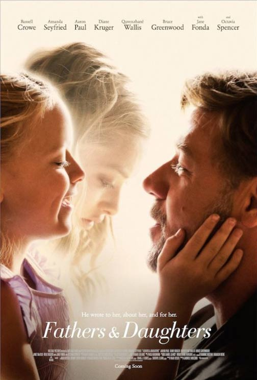 Fathers and Daughters Poster #1