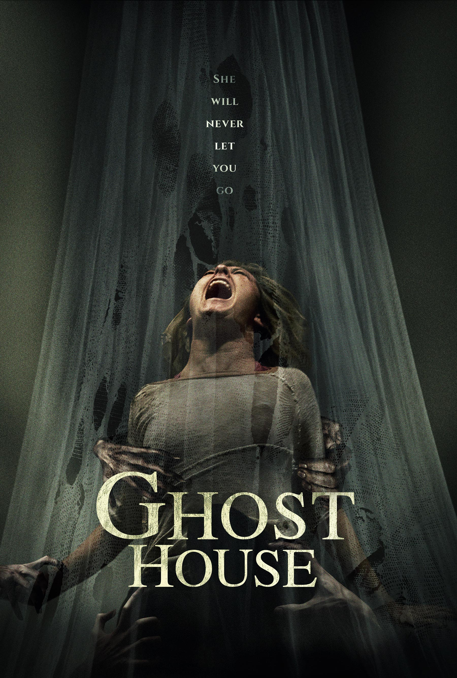 Ghost House Poster #1