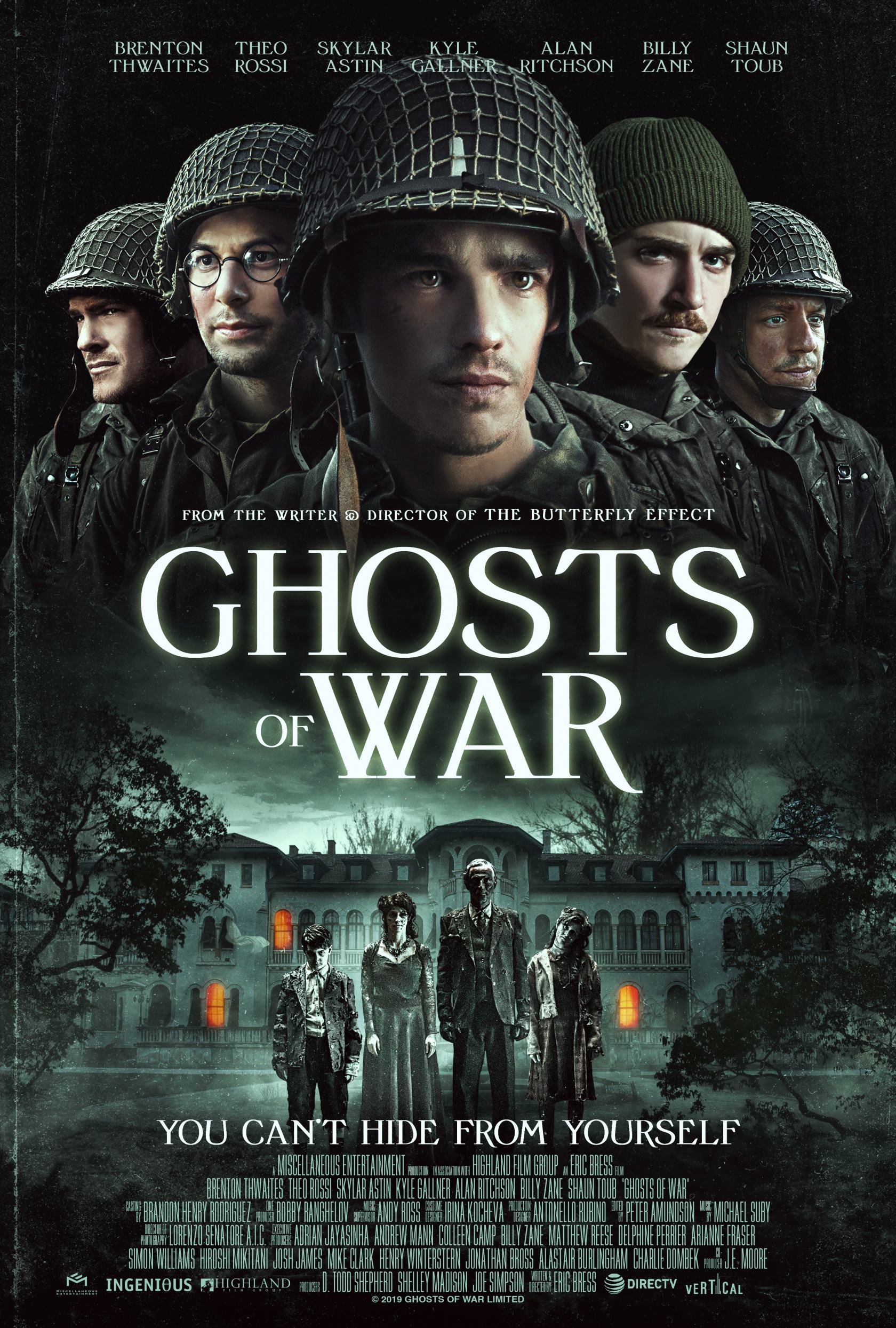 Ghosts of War Poster #1