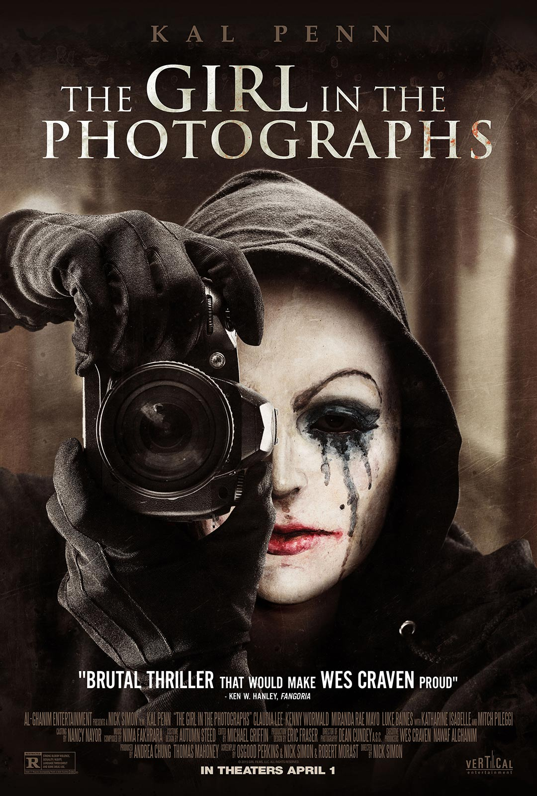 The Girl in the Photographs Poster #1