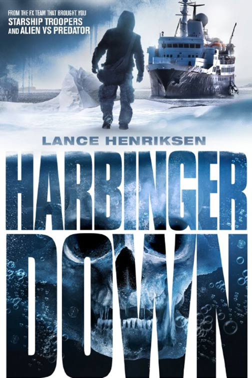 Harbinger Down Poster #1