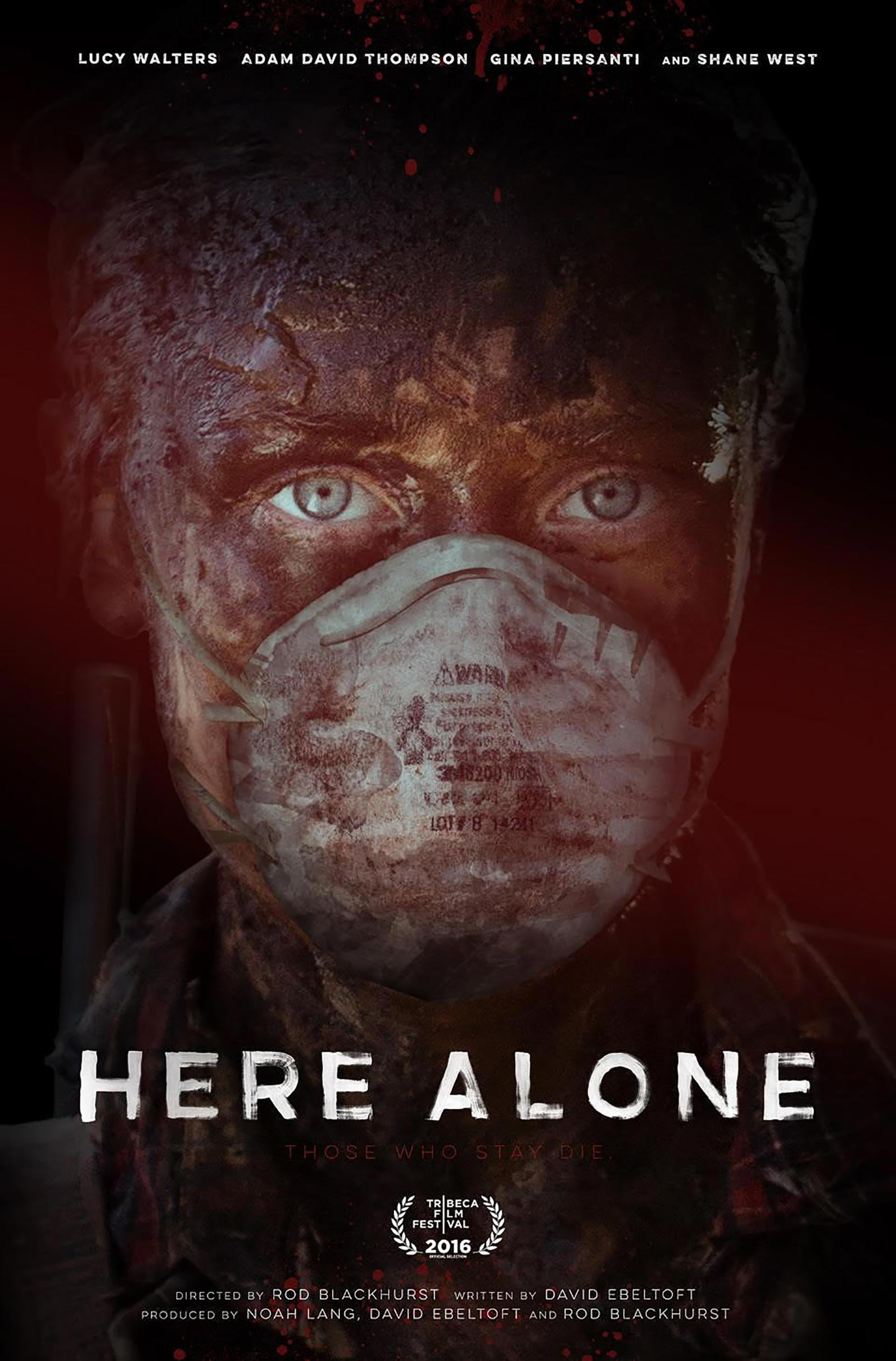 Here Alone Poster #2
