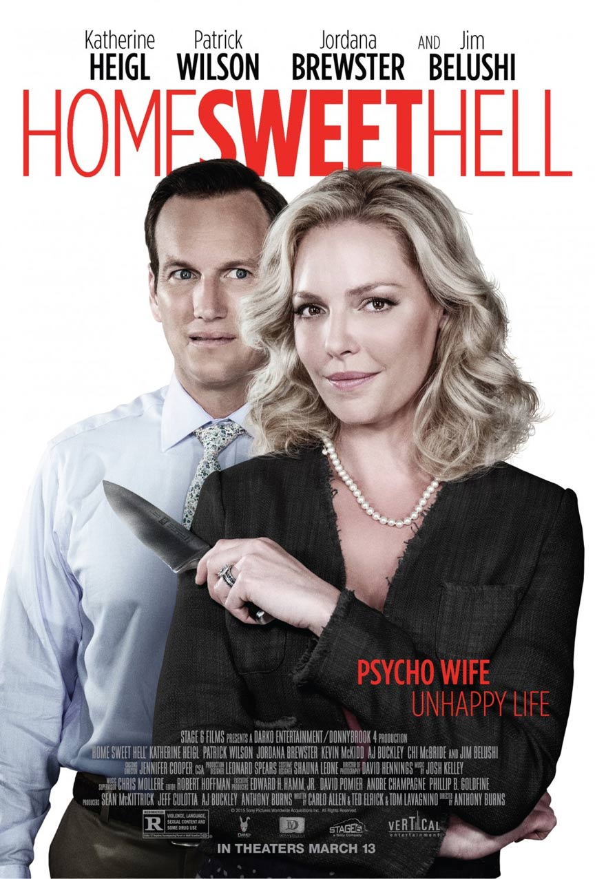Home Sweet Hell Poster #1