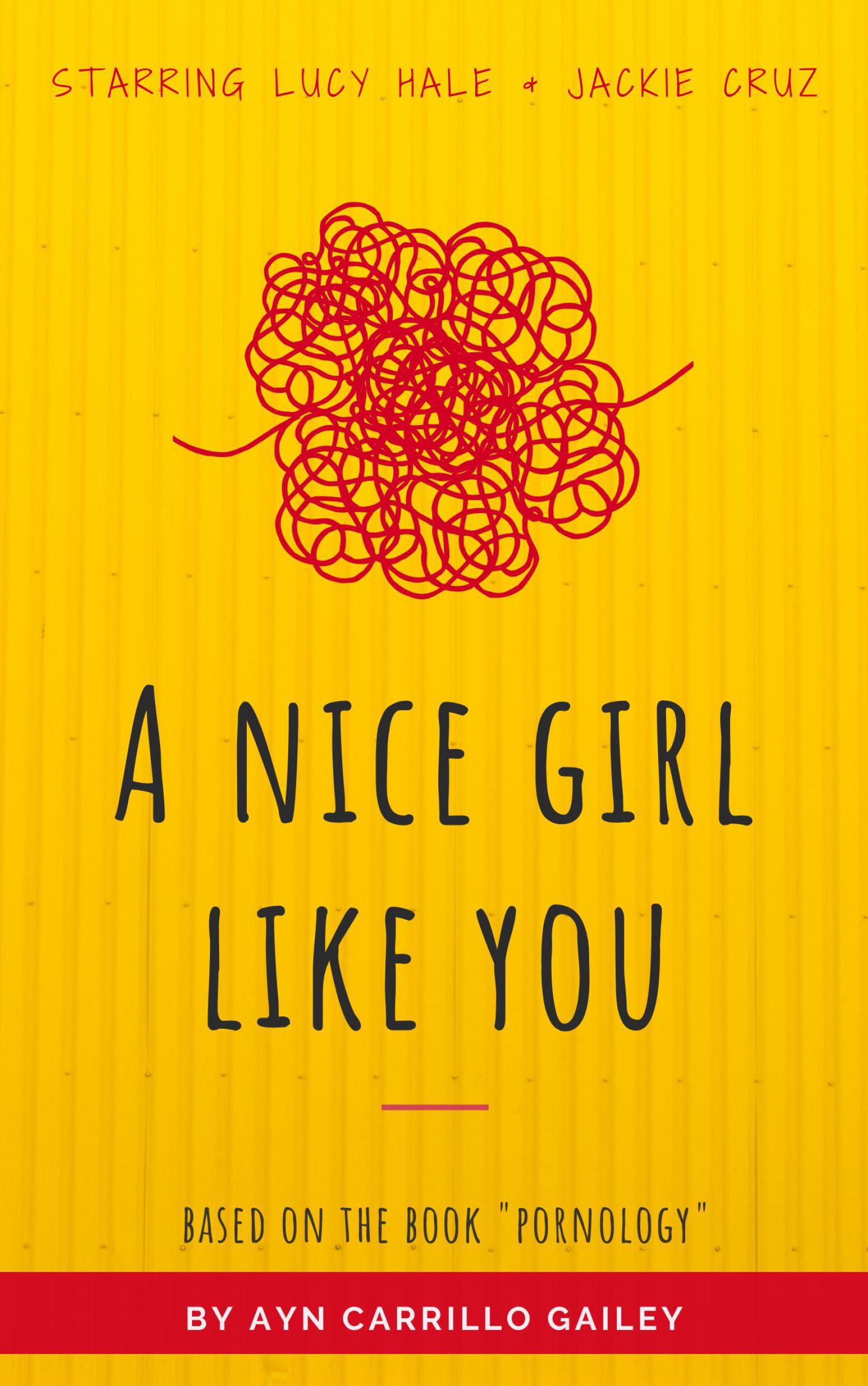 A Nice Girl Like You Poster #1