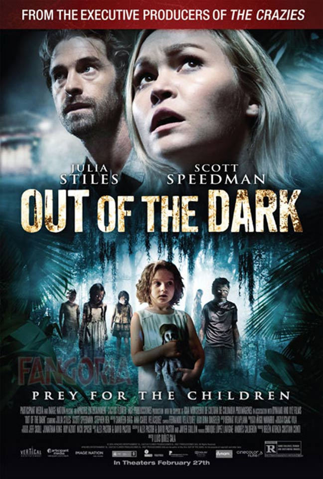 Out of the Dark Poster #1