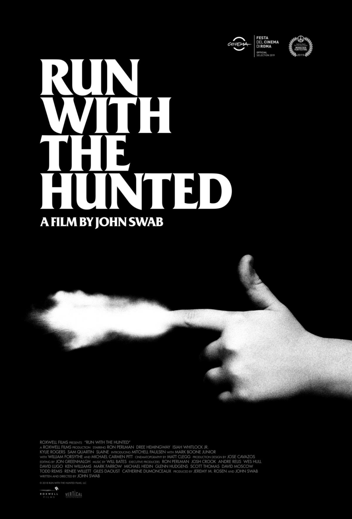 Run with the Hunted Poster #1