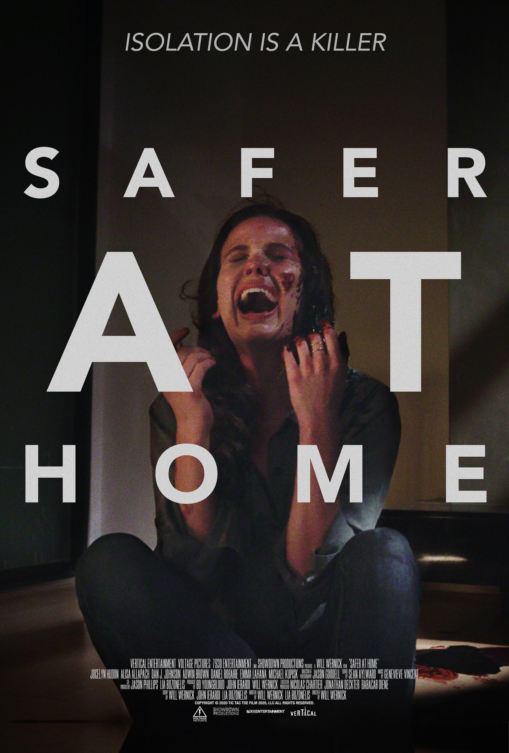 Safer at Home Poster #1