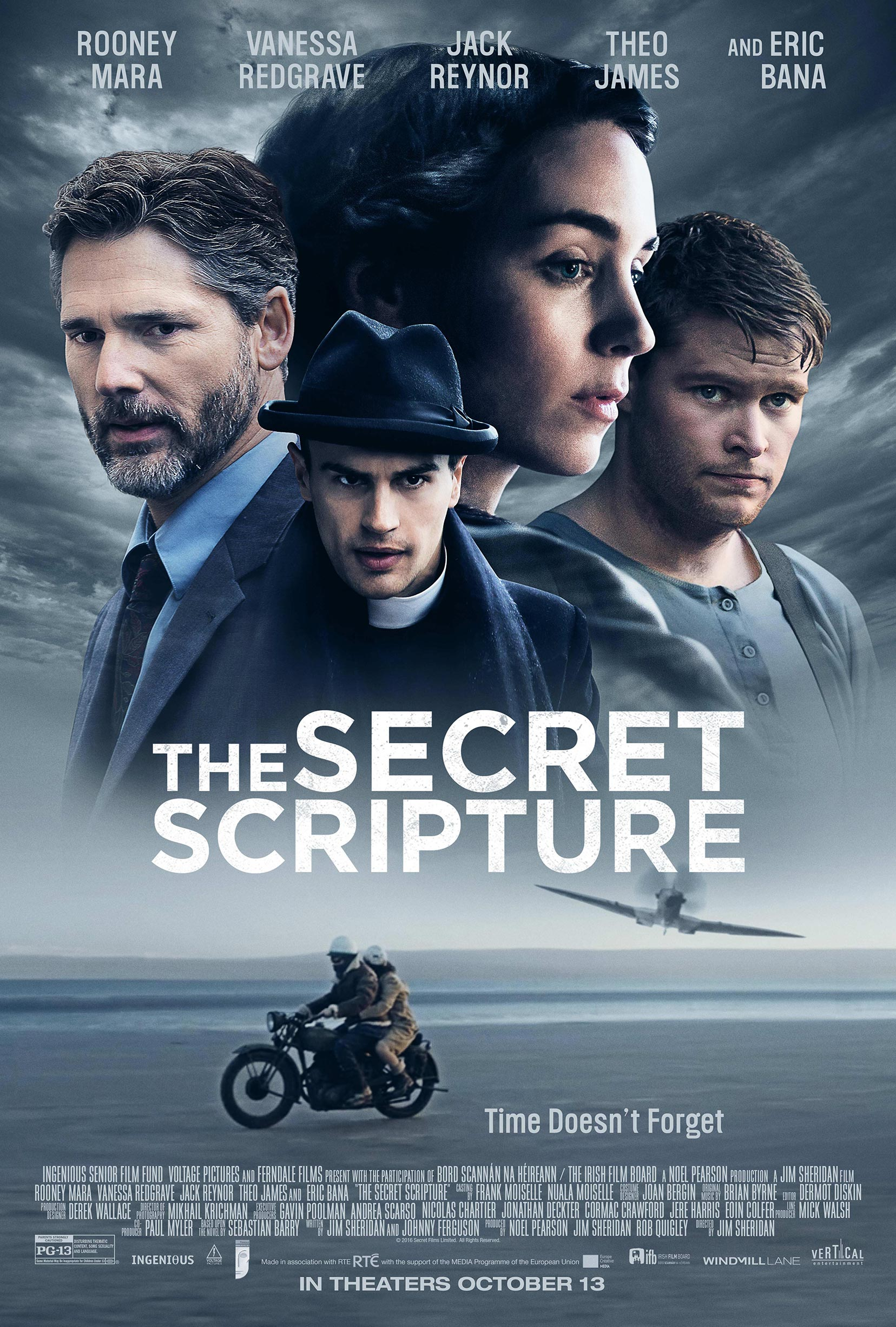 The Secret Scripture Poster #1