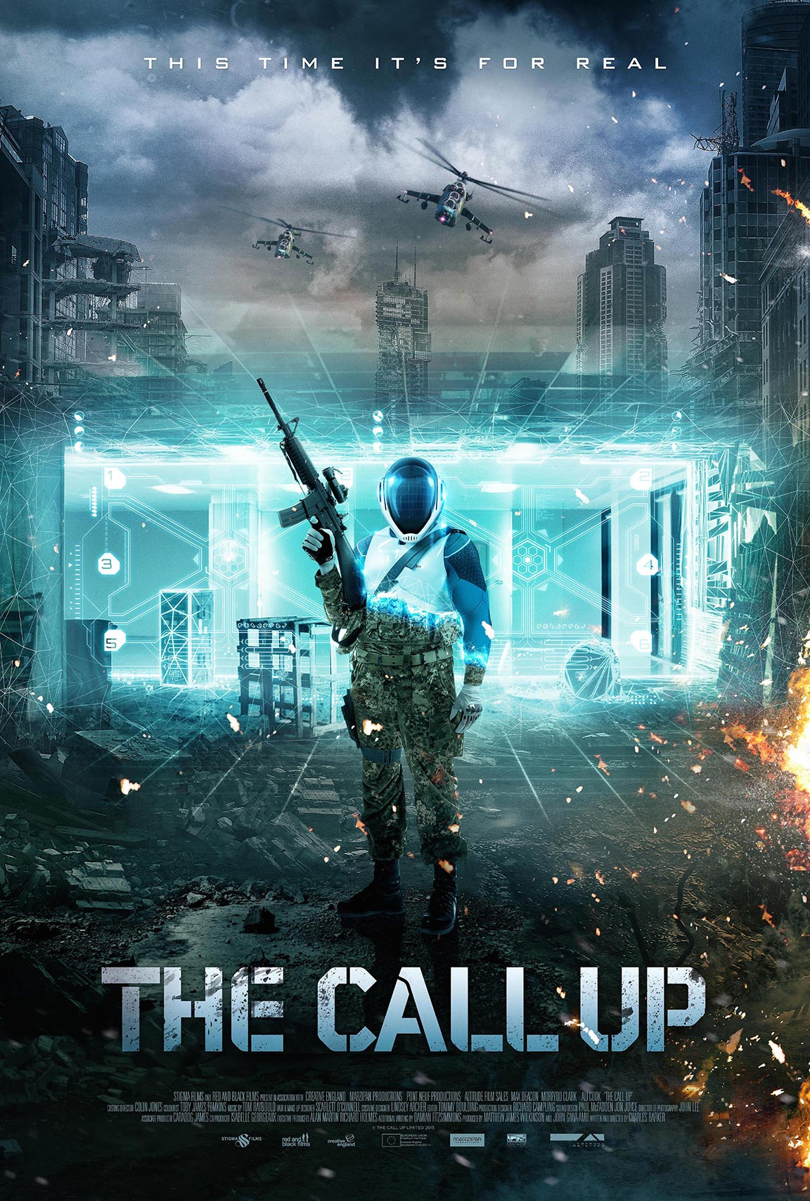 The Call Up Poster #1