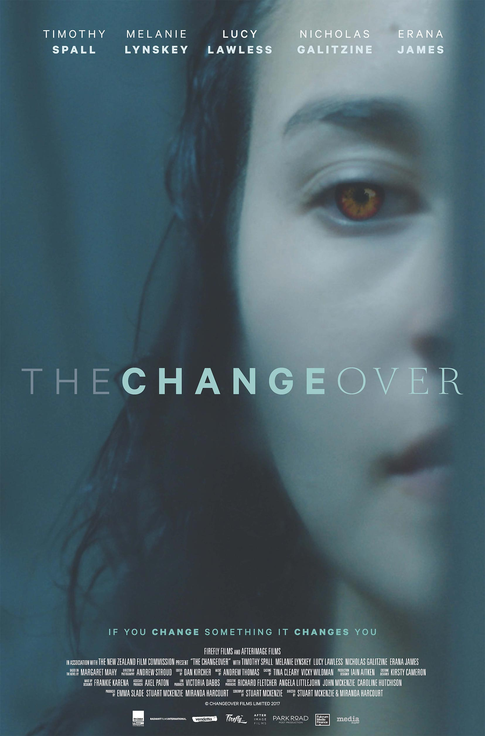 The Changeover Poster #1