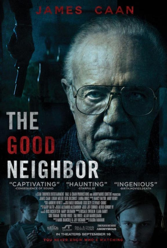 The Good Neighbor Poster #1