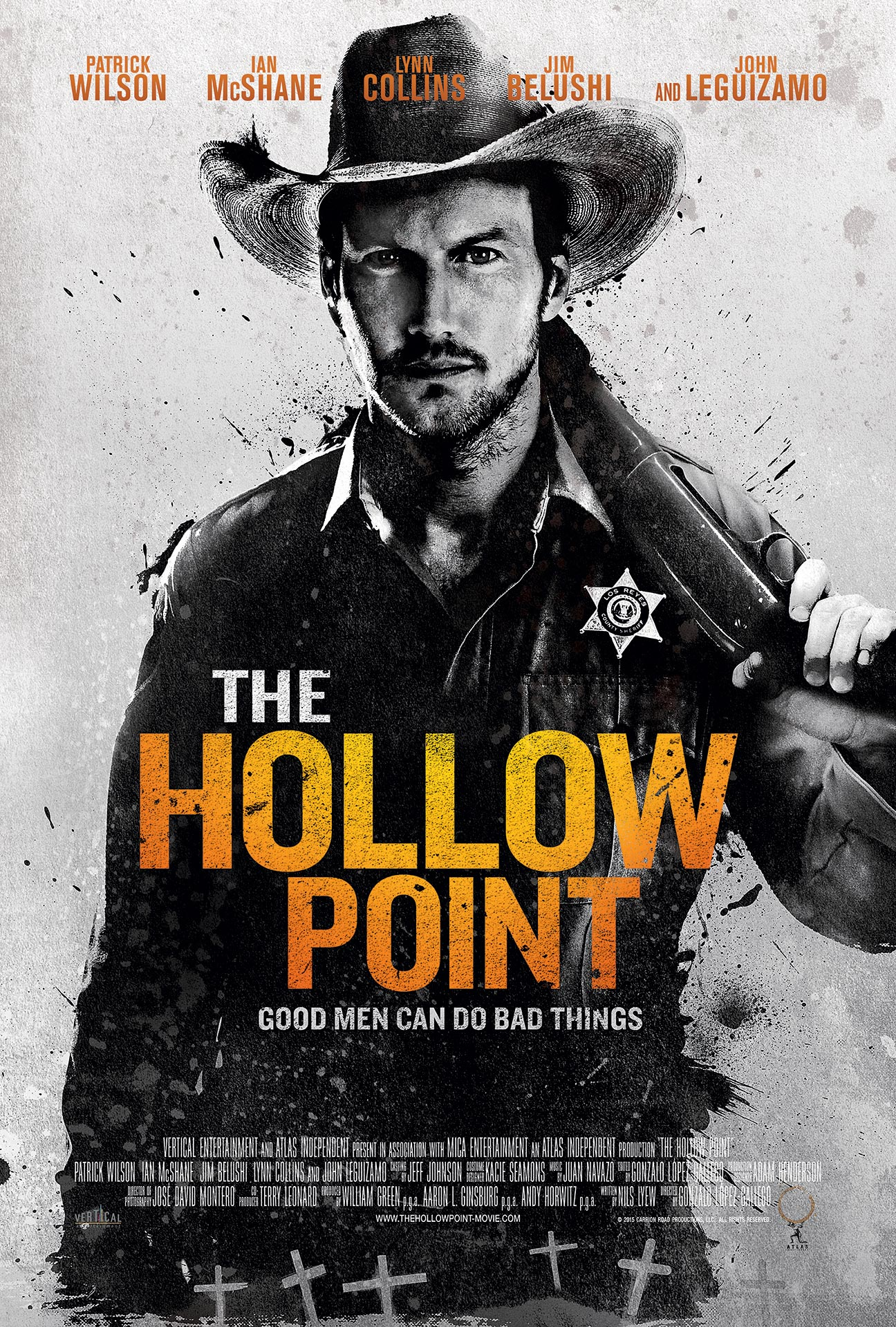 The Hollow Point Poster #1