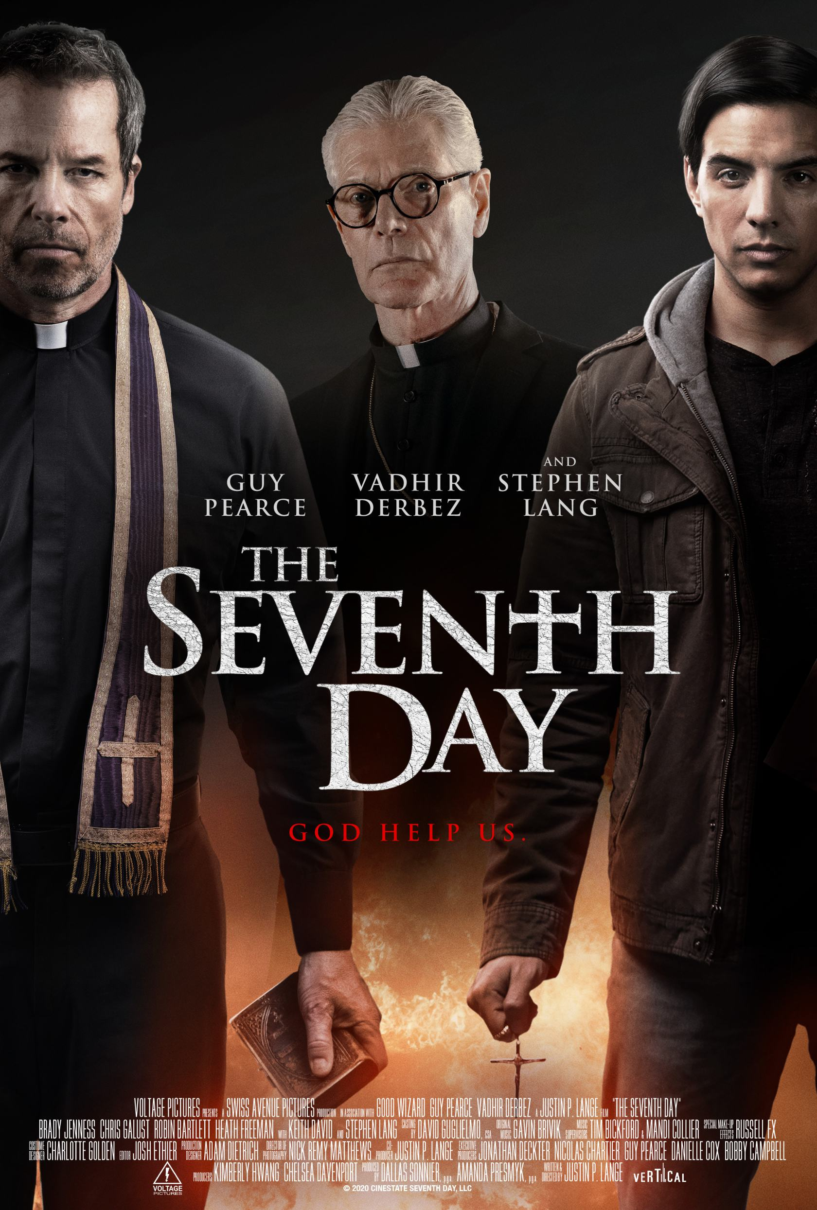 The Seventh Day Poster #1