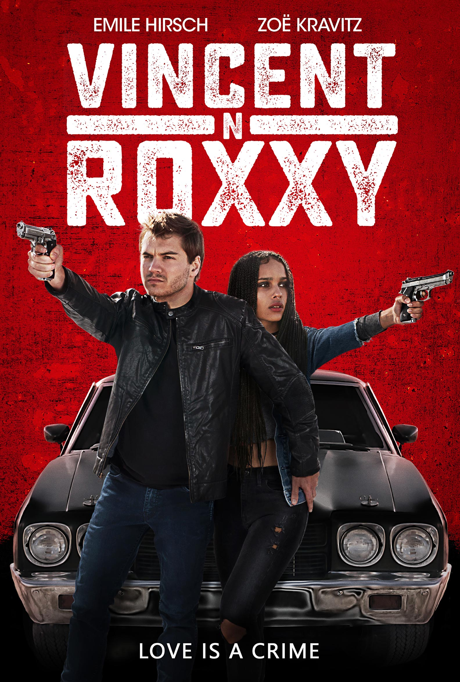 Vincent N Roxxy Poster #1