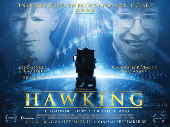 Hawking Poster #1