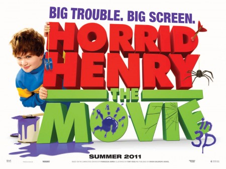 Horrid Henry: The Movie Poster #1