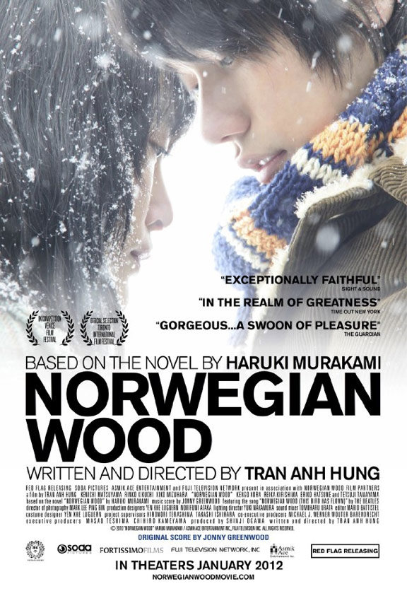 Norwegian Wood Poster #1