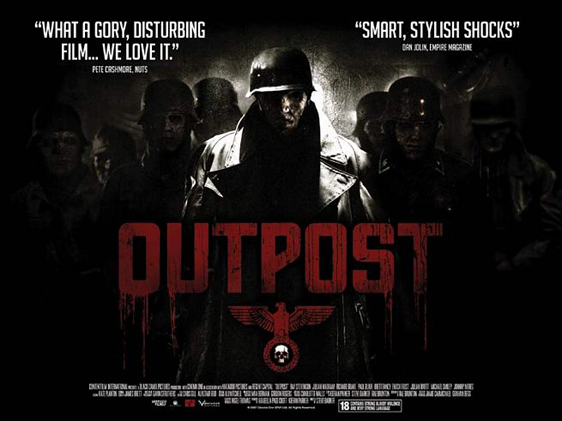 Outpost Poster #1