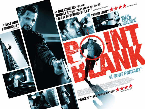Point Blank (À bout portant) Poster #2