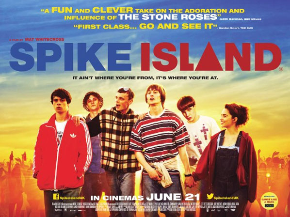 Spike Island Poster #1