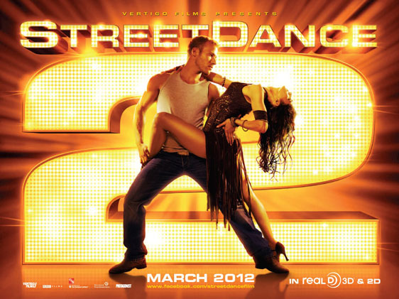 StreetDance 2 Poster #1