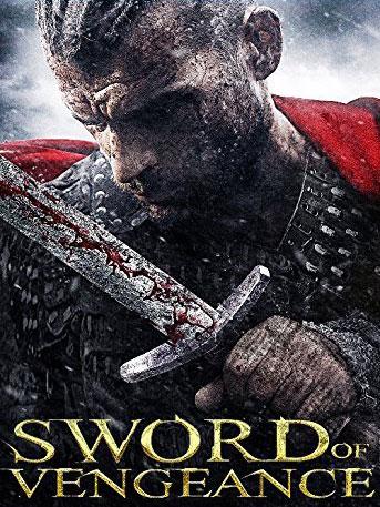 Sword of Vengeance Poster #1