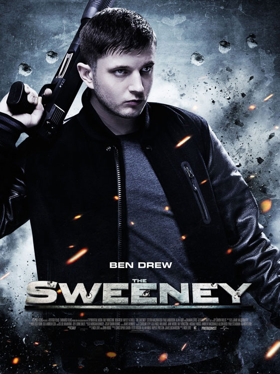 The Sweeney Poster #2