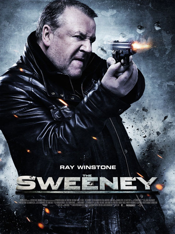 The Sweeney Poster #5