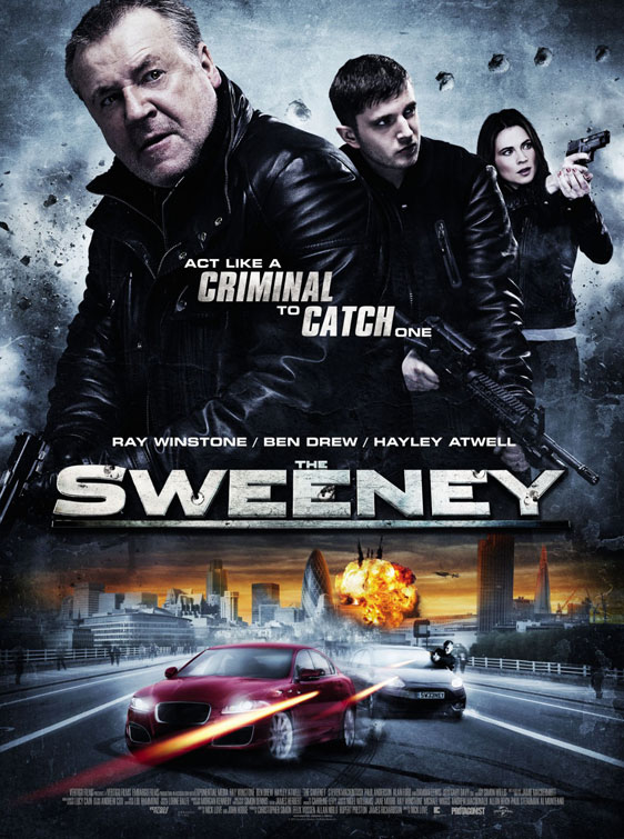 The Sweeney Poster #6
