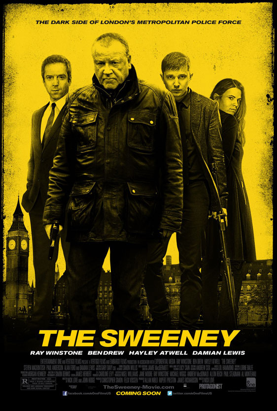 The Sweeney Poster #7