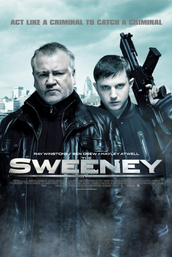 The Sweeney Poster #1
