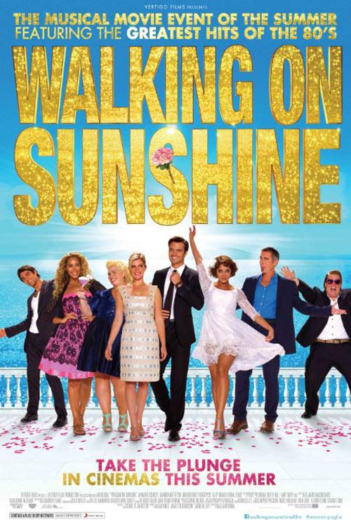 Walking on Sunshine Poster #1