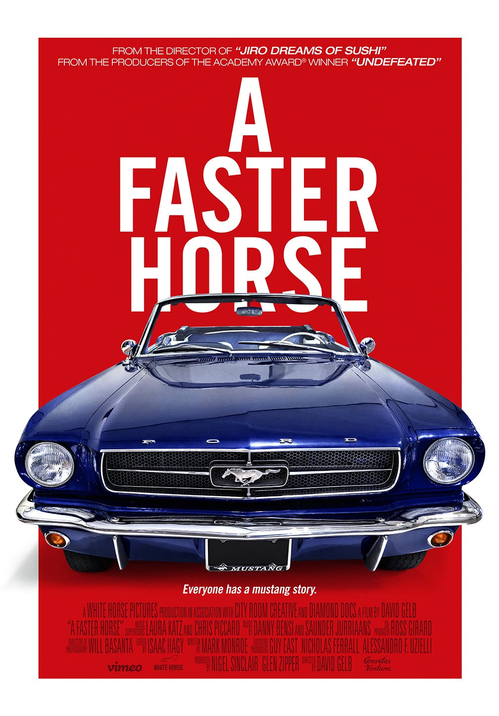A Faster Horse Poster #1
