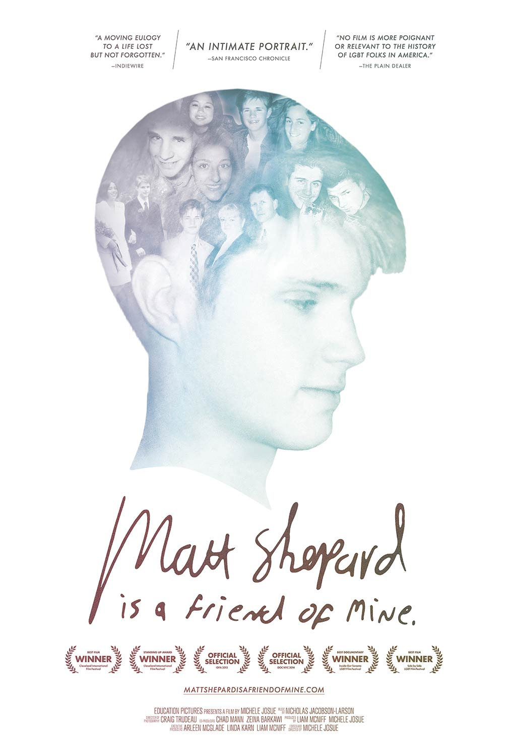 Matt Shepard Is a Friend of Mine Poster #1