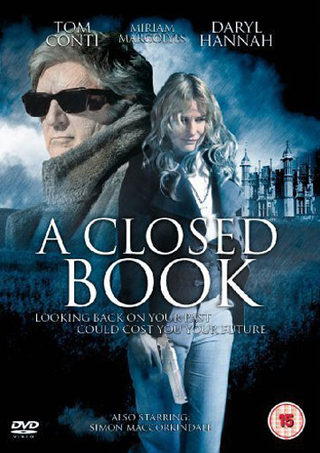 A Closed Book Poster #1