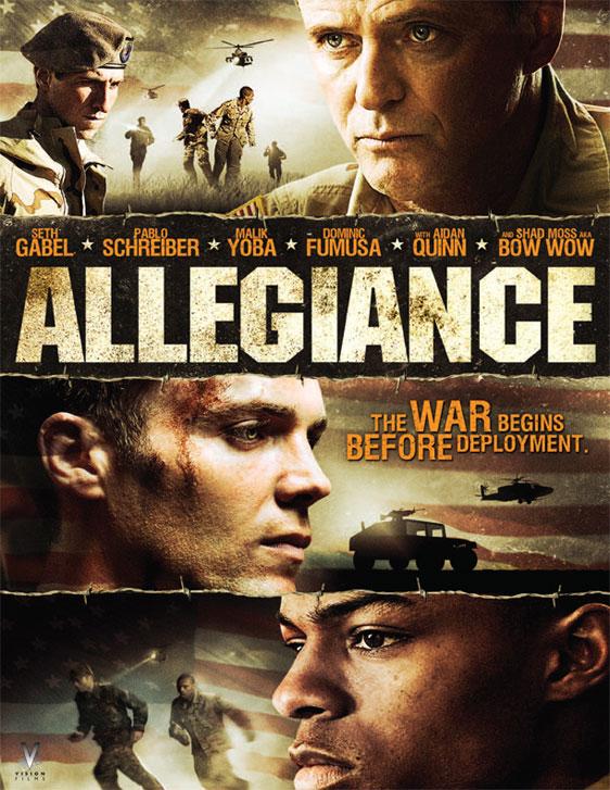 Allegiance Poster #1