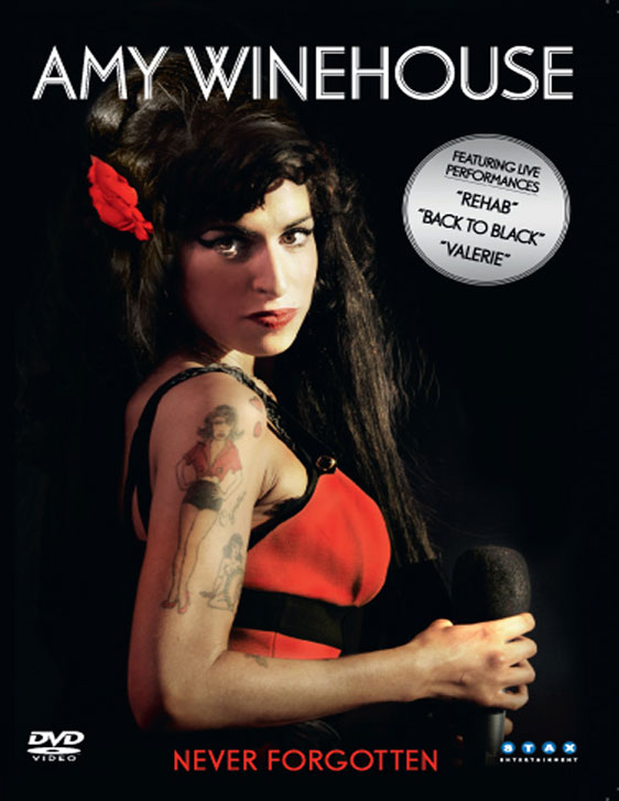 Amy Winehouse: Never Forgotten Poster #1